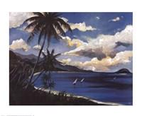 Caribbean Paradise Fine Art Print