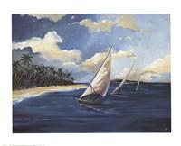 Caribbean Paradise II Fine Art Print