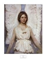 Angel Fine Art Print