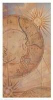 Sun Chart Fine Art Print