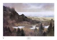 Oregon Coast, 1985 Fine Art Print