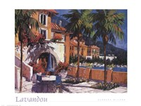 Lavandou Fine Art Print