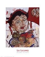 Les Legumes Fine Art Print