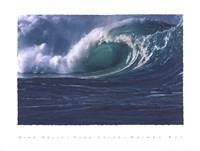 Waimea Bay Fine Art Print