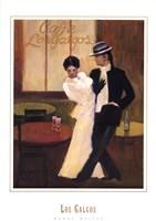 Los Galgos Fine Art Print