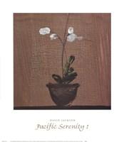 Pacific Serenity I Fine Art Print