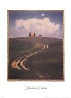 Luna Toscana Fine Art Print