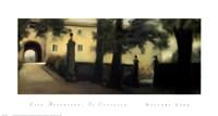 Late Afternoon, Il Castello Fine Art Print