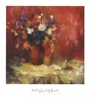 Still Life with Pomelo Fine Art Print