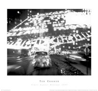Times Square Montage 1947 (small) Fine Art Print