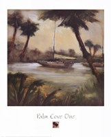 Palm Cove One Fine Art Print