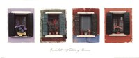 Windows of Burano Fine Art Print