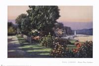 Harbor Roses Southport Fine Art Print