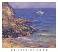 Hamilton Cove Fine Art Print