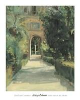 Arco y Columna Fine Art Print
