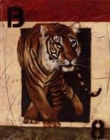On The Prowl I Fine Art Print