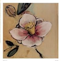 Luciana Framed Print