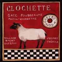Clochette Framed Print