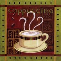Cafe Exotica IV Fine Art Print