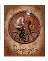 Boulangerie Fine Art Print