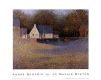 Le Marais Breton Fine Art Print