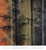 Bamboo Groove II Fine Art Print