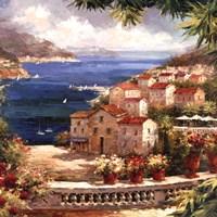 Harbor Vista Fine Art Print