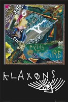 Klaxons Myth Ii Framed Print