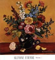 Flowers I Fine Art Print