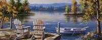 Adirondack I Fine Art Print
