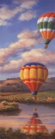 Balloon Panel II Fine Art Print