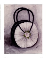 Rose Purse Fine Art Print