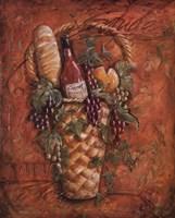 Cabernet Picnic Fine Art Print