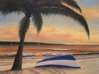 Golden Sunset Fine Art Print