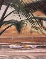 Paradiso Sunset Fine Art Print