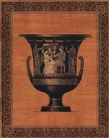Grecian Urn I Framed Print