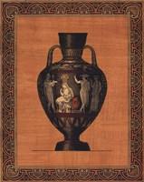 Grecian Urn II Framed Print