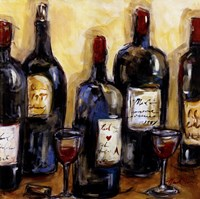 Wine Bar Fine Art Print