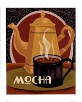Mocha Fine Art Print