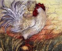 Le Rooster II Fine Art Print