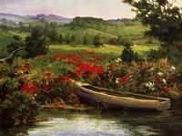 Oh Cherished Land Fine Art Print