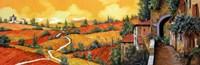 Bassa Toscana Fine Art Print