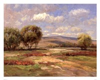 Autumn Meadow Fine Art Print
