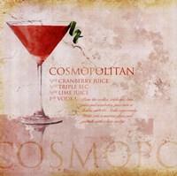 Cosomopolitan Fine Art Print