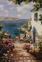 Citta Del Mare Fine Art Print