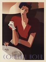 Cocktail Hour Fine Art Print