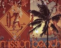 Mission Beach Fine Art Print
