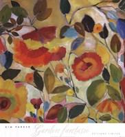 Garden Fantasie Fine Art Print