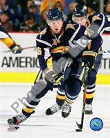 Thomas Vanek 2008-09 Action Fine Art Print