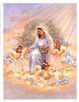 Gift Of Faith Fine Art Print